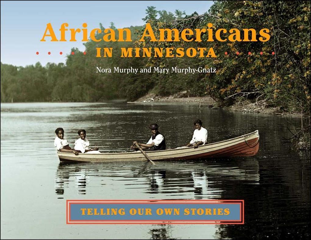 African Americans in Minnesota als Taschenbuch