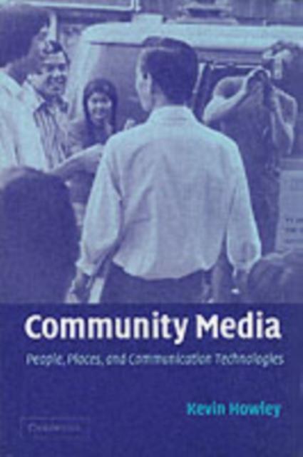 Community Media als eBook Download von Kevin Ho...