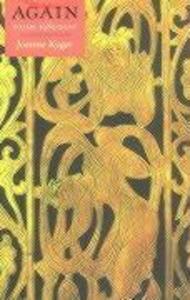 Again: Poems 1989-2000 als Taschenbuch