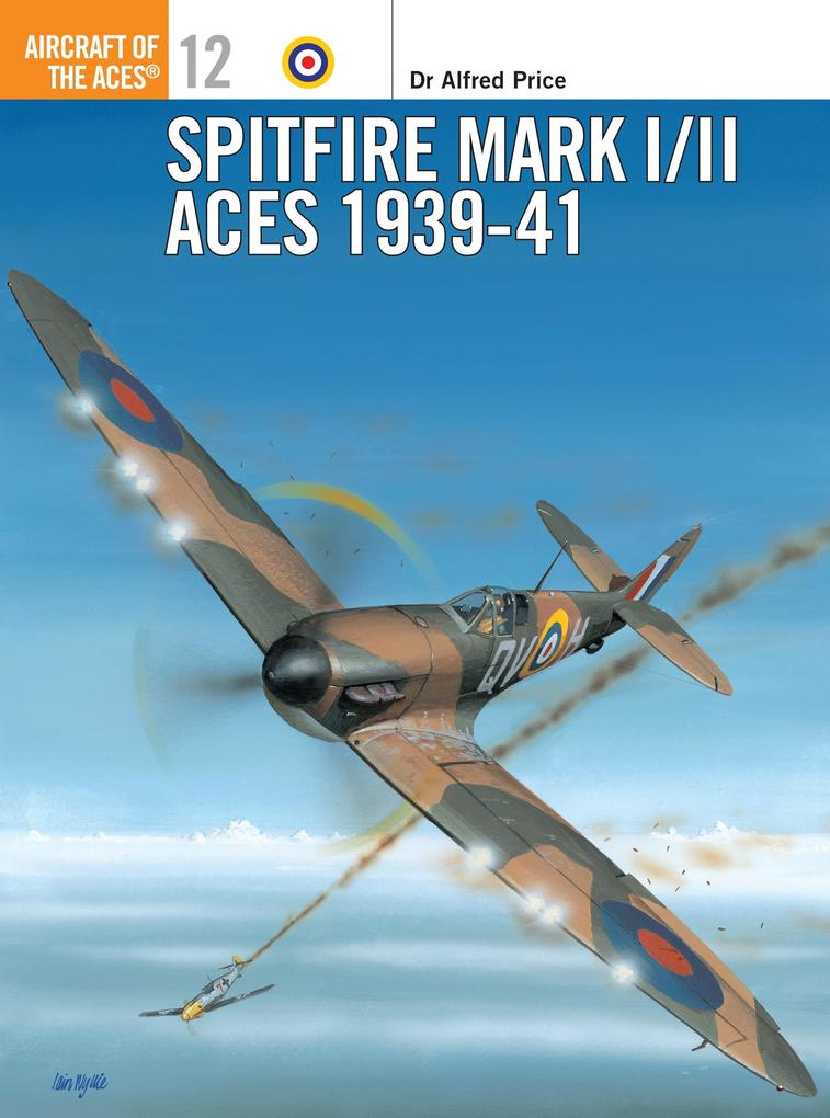 Spitfire Mk.I/II Aces 1939-41 als Taschenbuch
