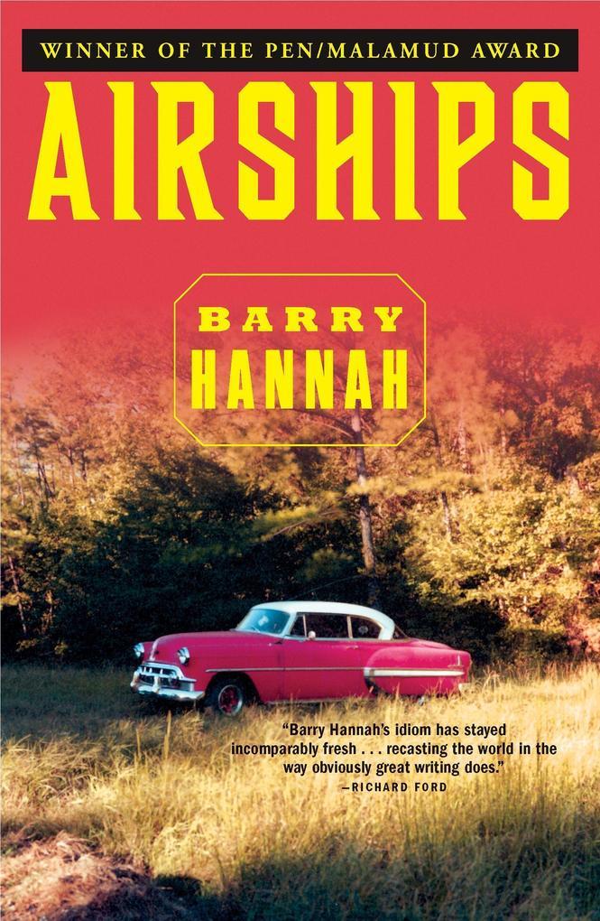 Airships als Taschenbuch