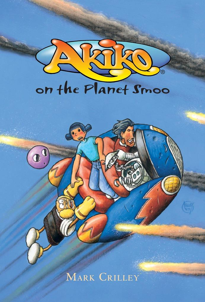 Akiko on the Planet Smoo als Taschenbuch