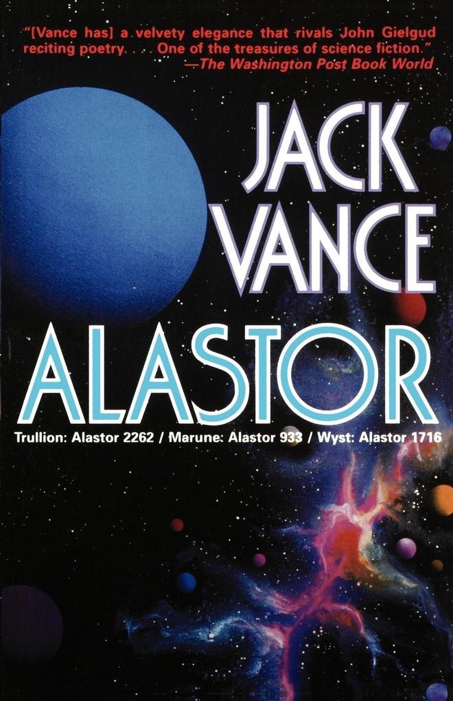 Alastor als Buch