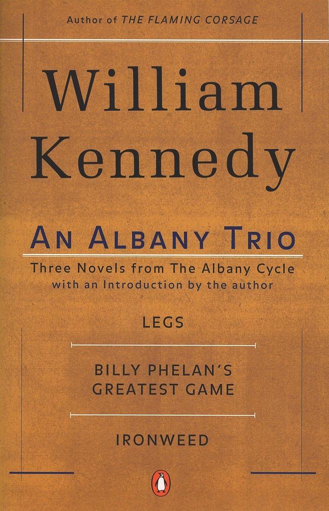 An Albany Trio als Taschenbuch