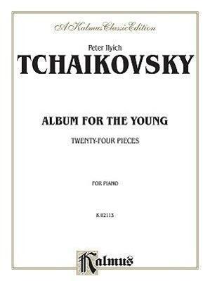 Album for the Young: Twenty-Four Pieces als Taschenbuch