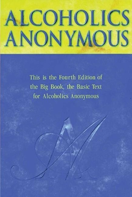 Alcoholics Anonymous Big Book Trade Edition als Buch