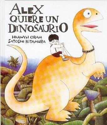 Alex quiere un dinosaurio als Taschenbuch