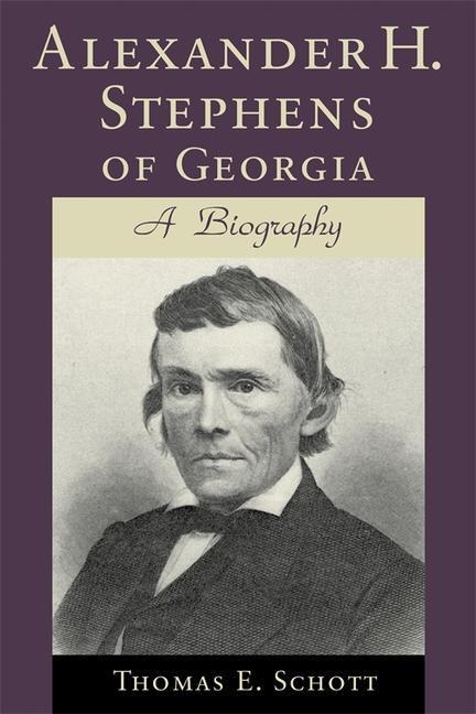 Alexander H. Stephens of Georgia als Taschenbuch