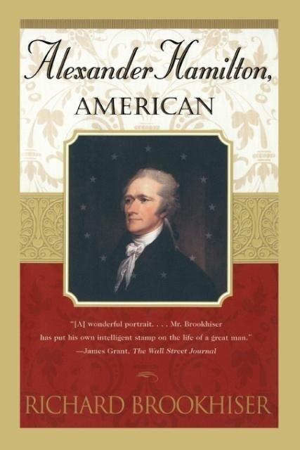 Alexander Hamilton, American als Taschenbuch