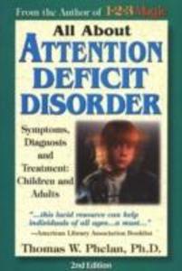 All About Attention Deficit Disorder als Taschenbuch