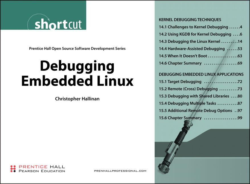 Debugging Embedded Linux (Digital Short Cut) al...