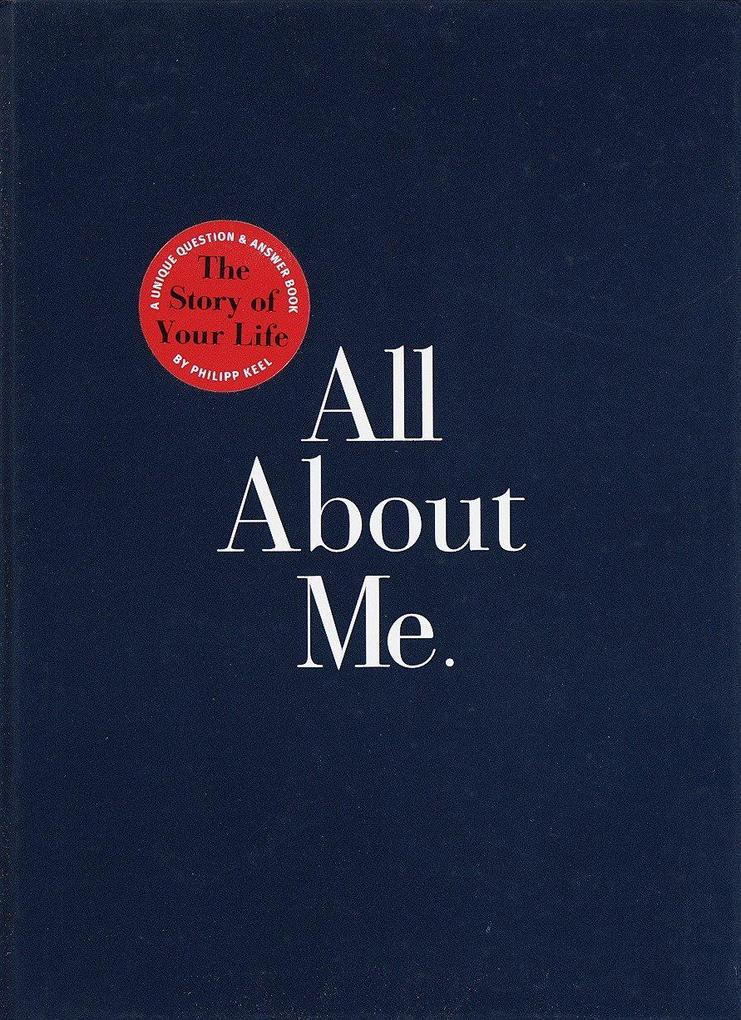 All about Me. als Buch