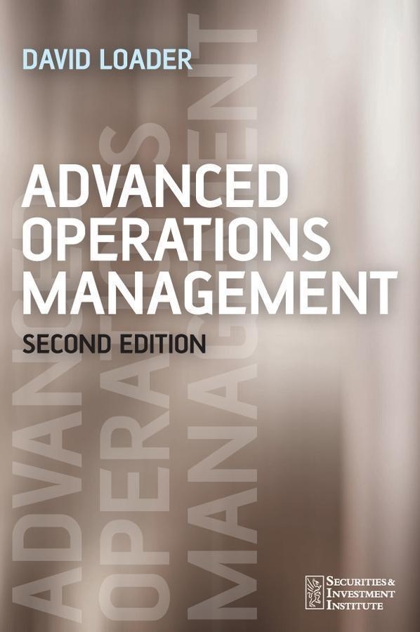 Advanced Operations Management als eBook Downlo...