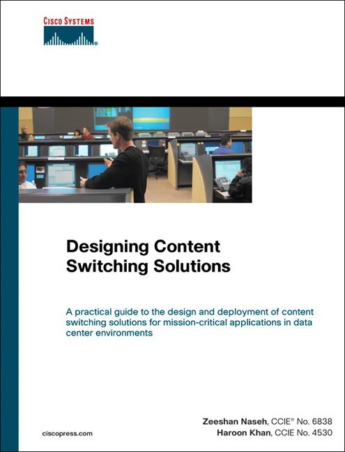 Designing Content Switching Solutions als eBook...