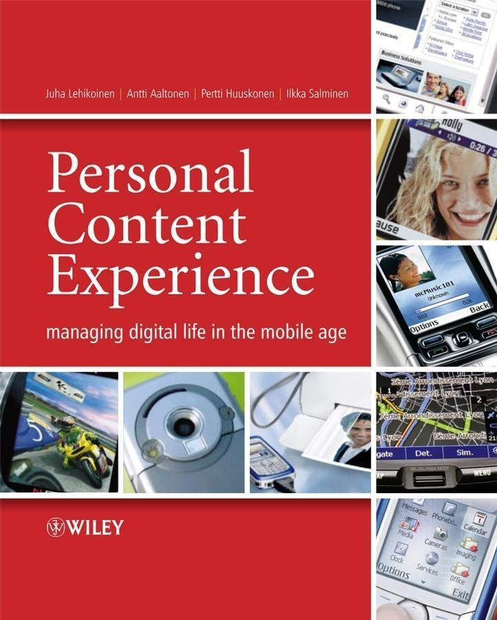 Personal Content Experience als eBook Download ...
