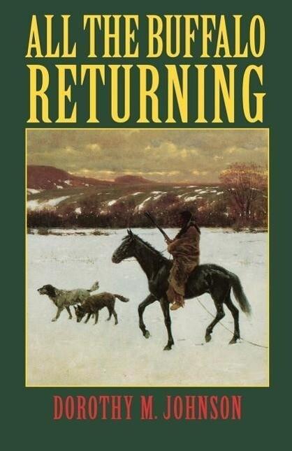 All the Buffalo Returning als Taschenbuch