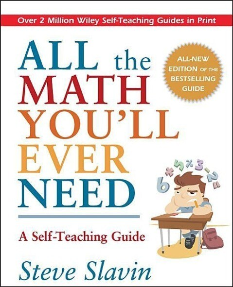 All the Math You'll Ever Need als Taschenbuch
