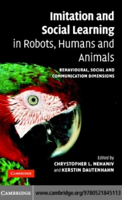 Imitation and Social Learning in Robots, Humans...