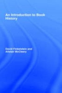 Introduction To Book History als eBook Download...