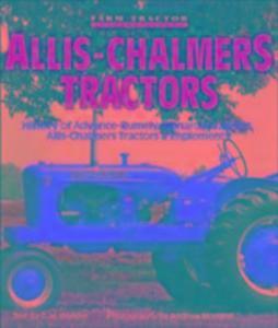 Allis-Chalmers Tractors als Buch