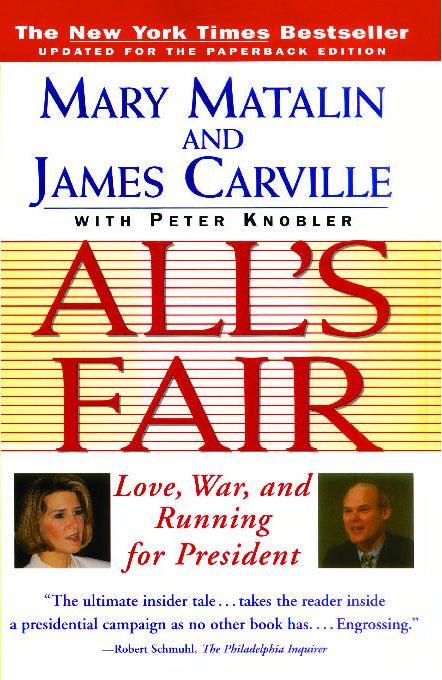 "All's Fair: ""Love, War and Running for President"" als Taschenbuch"