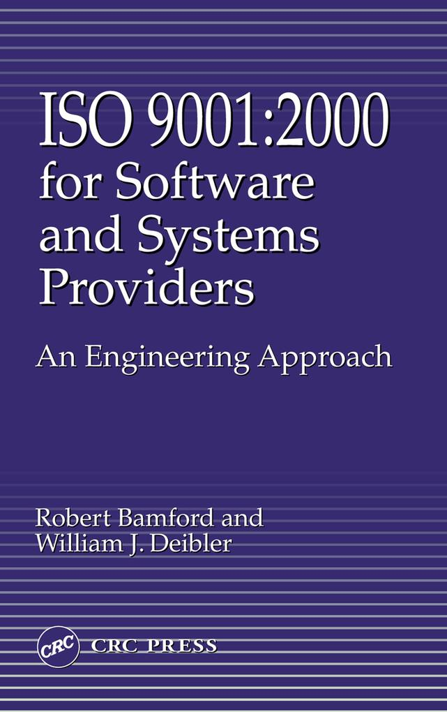 Iso 9001 als eBook Download von Robert Bamford,...