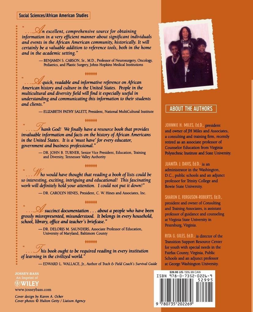 Almanac African American Heritage: Chronicle als Taschenbuch