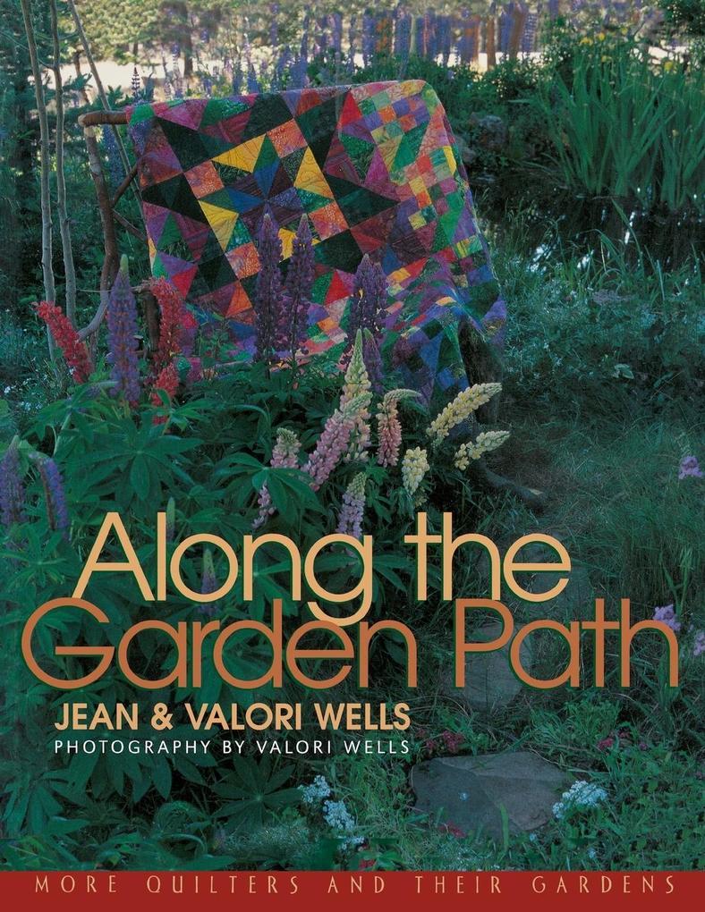 Along the Garden Path - Print on Demand Edition als Taschenbuch