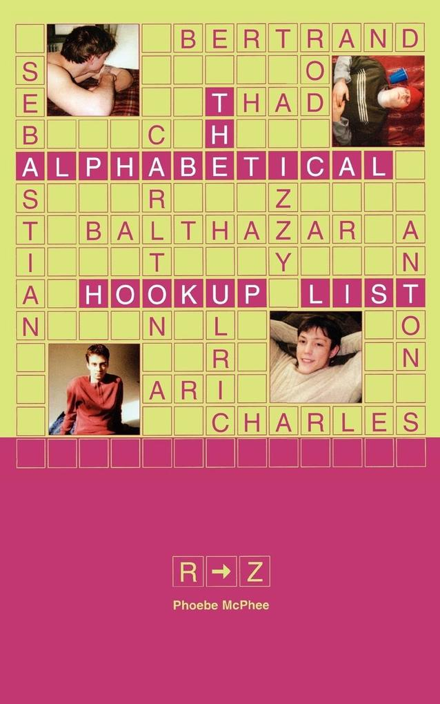 The Alphabetical Hookup List R-Z als Taschenbuch