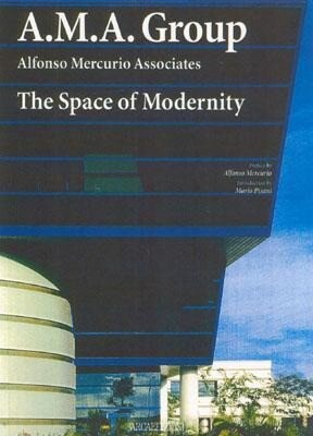 A.M.A. Group - The Space of Modernity als Buch