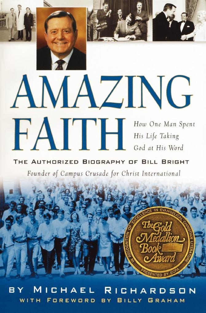 Amazing Faith als Taschenbuch