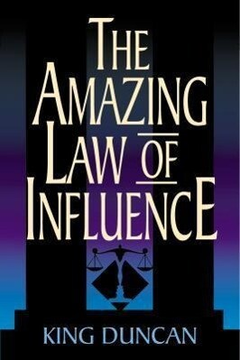 The Amazing Law of Influence als Buch