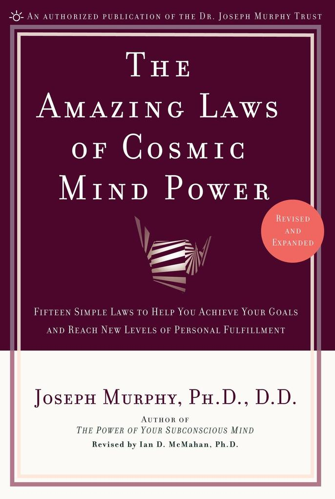The Amazing Laws of Cosmic Mind Power als Taschenbuch