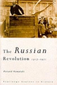 Russian Revolution als eBook Download von Ronal...