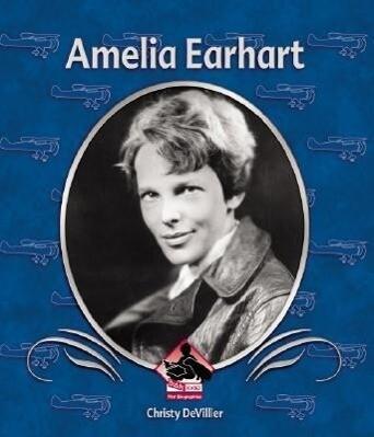 Amelia Earhart als Buch