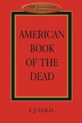 American Book of the Dead als Taschenbuch
