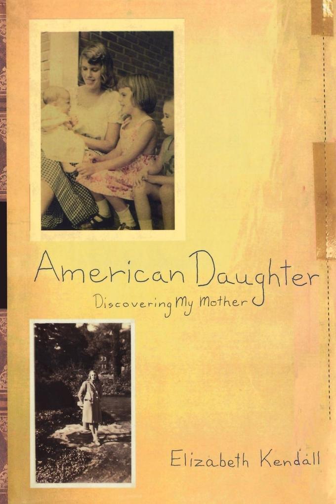 American Daughter als Taschenbuch