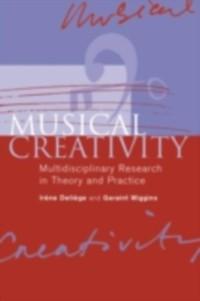Musical Creativity als eBook Download von