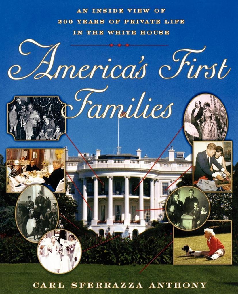 America's First Families als Taschenbuch