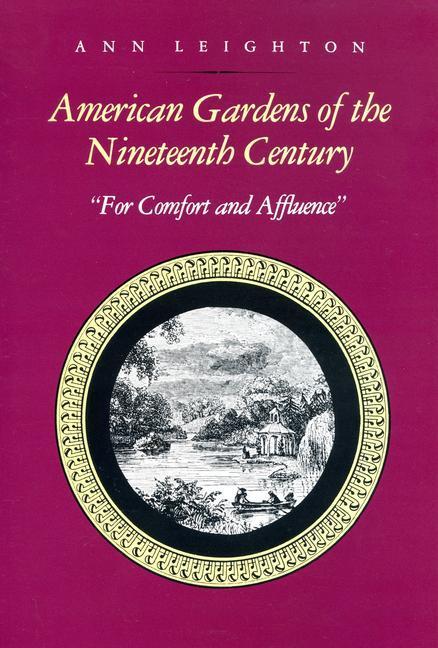Amer Gardens / 19th Century als Taschenbuch