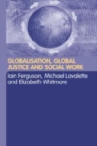 Global Justice And Social Work als eBook Download von