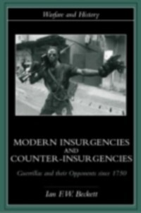 Modern Insurgencies and Counter-Insurgencies al...