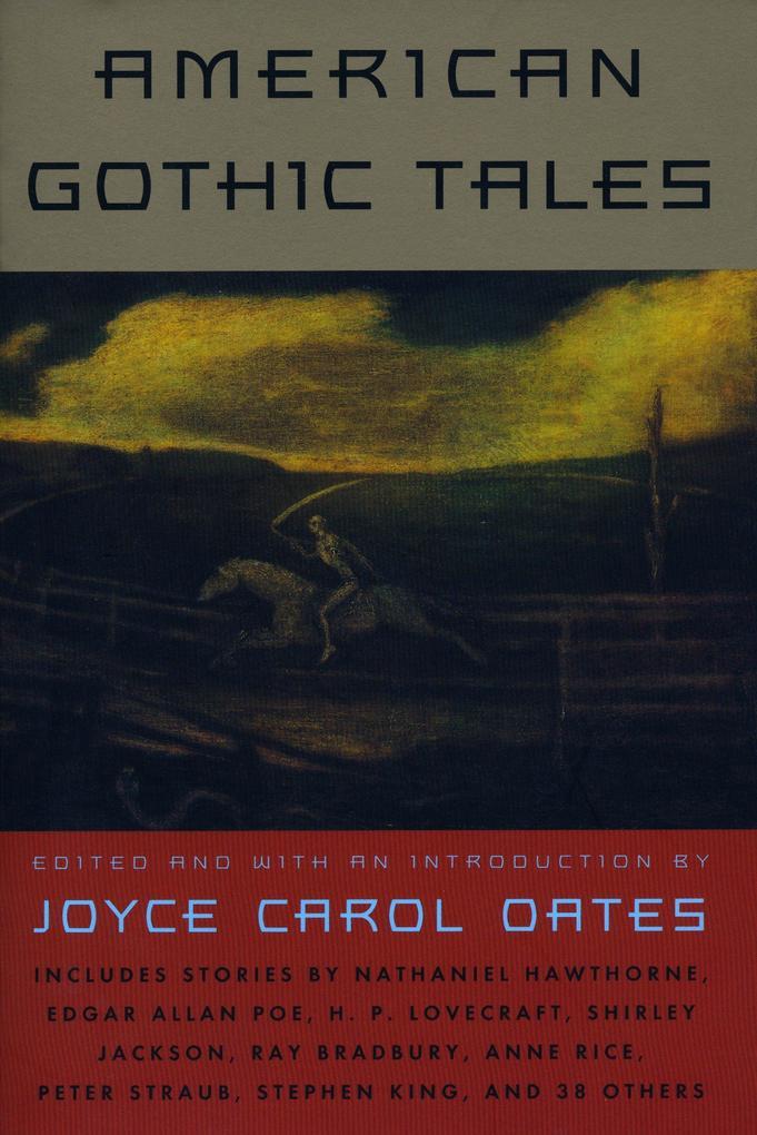 American Gothic Tales als Taschenbuch