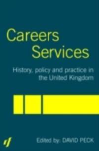 Careers Services als eBook Download von David Peck