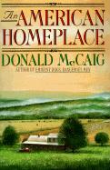 An American Homeplace als Taschenbuch
