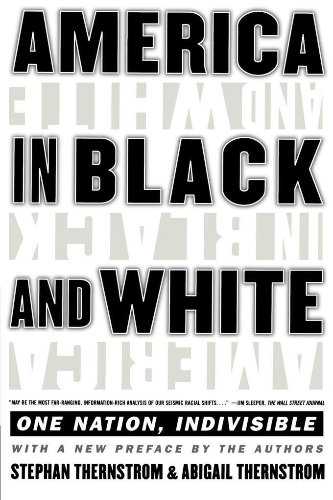 America in Black and White als Buch