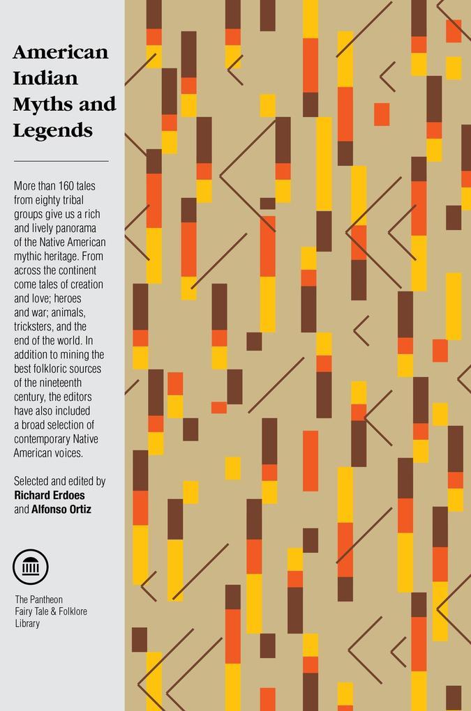 American Indian Myths and Legends als Taschenbuch