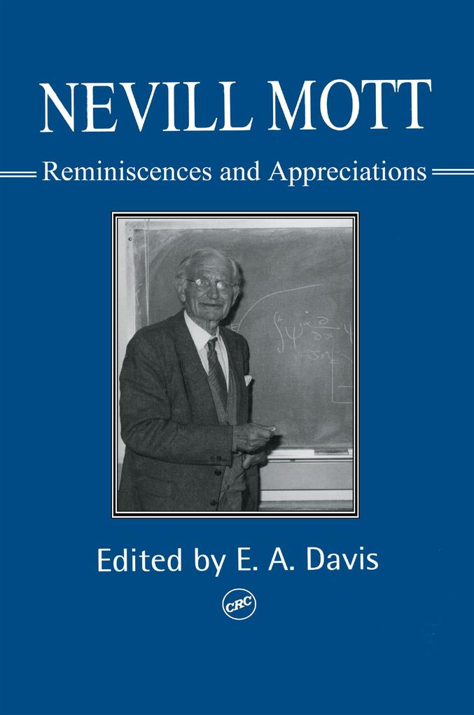 Nevill Mott als eBook Download von E. A. Davis