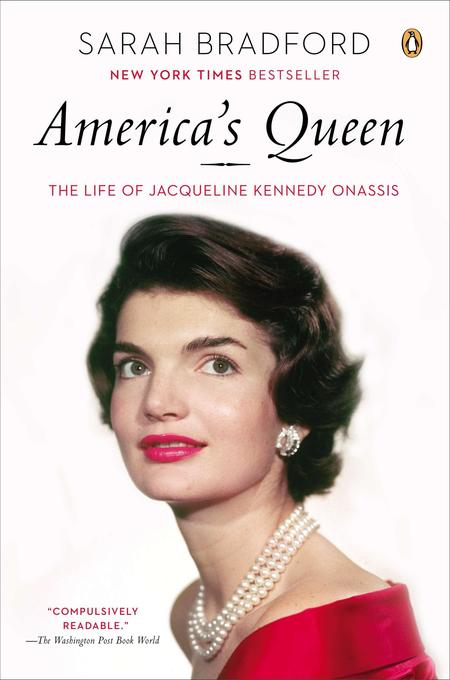 America's Queen: The Life of Jacqueline Kennedy Onassis als Taschenbuch