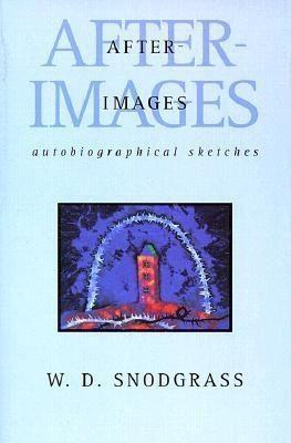 After-Images: Autobiographical Sketches als Taschenbuch
